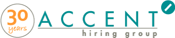 Accent' Hiring Group Logo